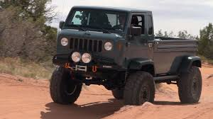 2018 jeep pickup for sale. Beautiful Jeep Jeep Mighty FC Concept Storms Moab  The Downshift Episode 11 YouTube Inside 2018 Jeep Pickup For Sale