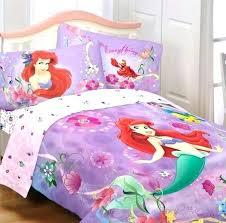mermaid sheets s little queen target bed set