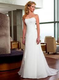 simple strapless wedding dresses fashion dress trend 2017