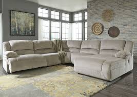 sectional with chaise and recliner. Delighful And Toletta Granite Zero Wall Power Reclining Console Sectional WRight Facing  ChaiseSignature Design On With Chaise And Recliner H