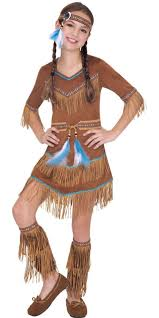 Dream Catcher Halloween Costume Girls Dream Catcher Cutie Native American Costume Party City 2