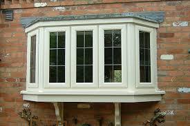 Bay And Bow Windows Bedfordshire  UPVC WindowsDouble Glazed Bow Window Cost
