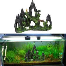 Funny Fish Tank Decorations Compare Prices On House Aquarium Online Shopping Buy Low Price