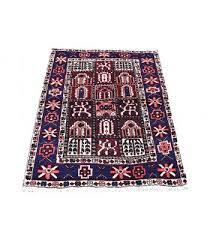103 x 137 bold elegant multi color persian traditional handmade wool rug