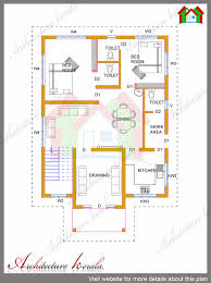 4 bhk kerala house in 1700 square feet four bedroom house plan