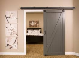 Cool Barn Door Track Lowes Decorating Ideas Gallery in Basement  Contemporary design ideas