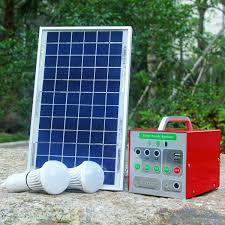 Solar Lighting System Supplier 10w Solar Home Lighting System With Dimmable Function From