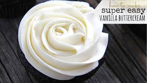 Vanilla Buttercream FROSTING RECIPE ♥ Perfect for Cakes