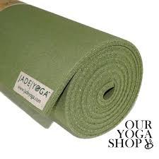 jade fusion yoga mat olive green yoga mats