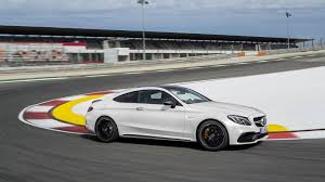 This car is super sharp looking on the. 2017 Mercedes Amg C63 S Coupe First Drive Review