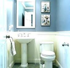 rustic half bathroom ideas. Small Guest Bathroom Ideas Half Bath Best Bathrooms On Lighting Images Id  Color Im . Decorating Rustic R