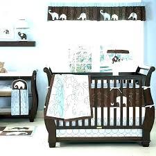 vintage car crib bedding baby boy girl nursery race