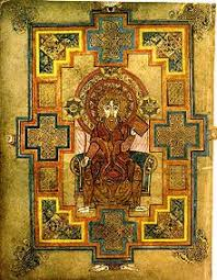 folio 291v contains a portrait of john the evangelist