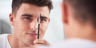eyebrow trimmer men. guide-to-eyebrows-for-men eyebrow trimmer men o
