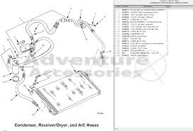 hummer h am general parts drawings 99 cti control electrical harness acircmiddot 99 ctis valve assembly and compressor