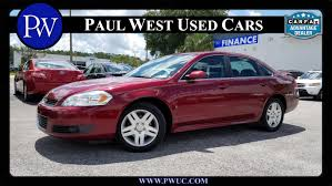 Chevrolet Impala LT For Sale in Gainesville FL