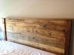 make king size headboard handmade pallet king size headboard king size  padded headboard dimensions