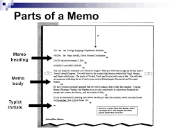 Memorandums And Letters Ppt Video Online Download