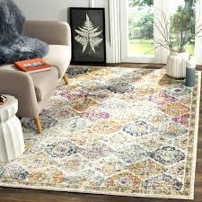 safavieh rugs 8x10. Safavieh Rugs 8x10 Bohemian Vintage Cream Distressed Rug 8 X Hudson . Home And Living Picture Ideas