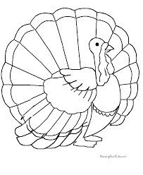 Small Picture Thanksgiving Coloring Pages Cut Outs Turkey Coloring Cutouts Pages