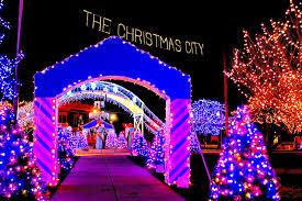 Christmas Light Displays In Southeast Michigan 13 Best Christmas Light Displays In Massachusetts 2016