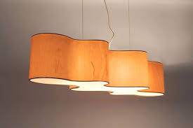 lighting wood. Contemporary Wood Interior Lighting Design Of Cloud Mesa Birch By Lampa