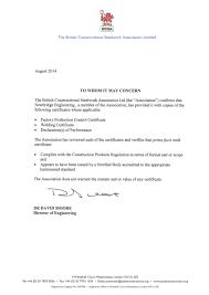 Accreditations Newbridge Engineering Ltd