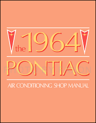 tempest lemans gto wiring diagram manual reprint 1964 pontiac air conditioning repair shop manual reprint