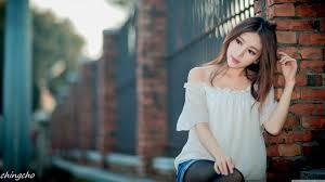 Beautiful asian girls wallpaper