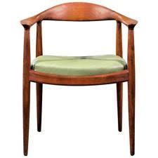 vine danish teak armchair by hans wegner