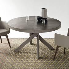 miraculous round extendable dining table calligaris tivoli extending ceramic top