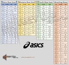 Asics Tights Size Chart Size Charts Revup Sports