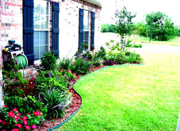Small Picture Front Yard Landscaping Ideas With Flowers The Garden For Flower