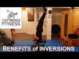 benefits of being upside down