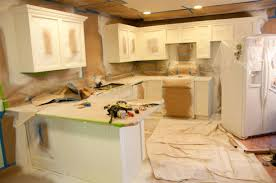 spray paint kitchen cabinetsInspirational Spray Painting Kitchen Cabinets  Taste