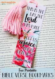 If you want a bookmark to be personalized with a good. 3 Free Printable Bible Verse Bookmarks I Should Be Mopping The Floor