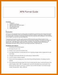 Mla Format Template Word 2007 Apa 6 Template Word 2007