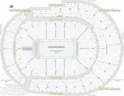 Verizon Center Seating Chart Capitals Numbers Charts Collection Intended For Quicken Loans Arena