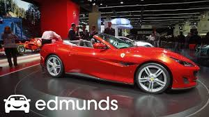 2018 ferrari portofino msrp. unique msrp 2018 ferrari portofino frankfurt auto show debut  edmunds throughout ferrari portofino msrp