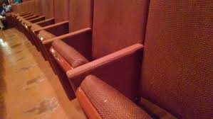 Asu Gammage Theater Seating Chart How About Some Chipped Concrete Flooring And Worn Orange