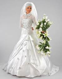 فساتين زفاف حشمه