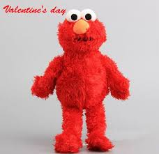 Folks on sesame street have a way of making everyone feel accepted. Valentine S Day Gift Sesame Street Elmo Cookie Monster
