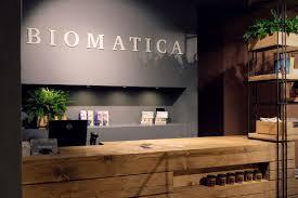 Little Design Shop Biomatica On Behance Showroom Shop Store Shopping St