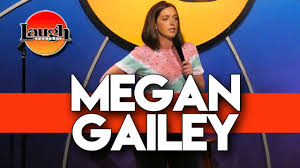 megan gailey vs a fraternity stand up comedy