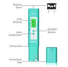 Ph Meter Calibration Digital Ph Meter Free Ph Solution Powder High Accuracy Ph 0 14
