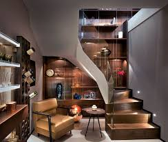 Plain Basement Bedroom Ideas In Gallery Fabulous Staircase Leading Into The Throughout Inspiration Decorating