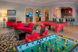 20 inspirational games room ideas to help you design your perfect ...