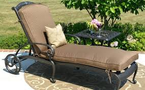 cast aluminium garden table and 4 chairs aluminum patio dining outdoor set luxury furniture chaise lounge
