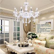 2016 led crystal chandeliers light living room bedroom droplight pendant led ceiling lamp hanging lamp living