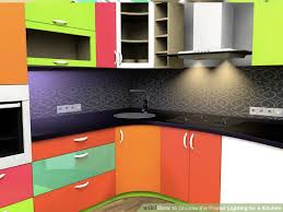 lighting a kitchen image titled choose the proper lighting for a kitchen step bullet